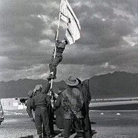 Raising the Flag signified the Conclusion of the Conflict