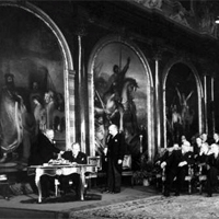 Signing of the Brussels Treaty