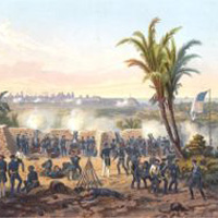 The Battle of Veracruz
