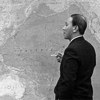 South Vietnamese President Nguyen Van Thieu (1968)
