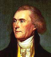 Thomas Jefferson, First Secretary of State