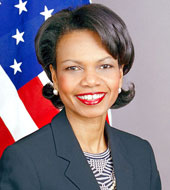 Condoleezza Rice, 66th Secretary of State